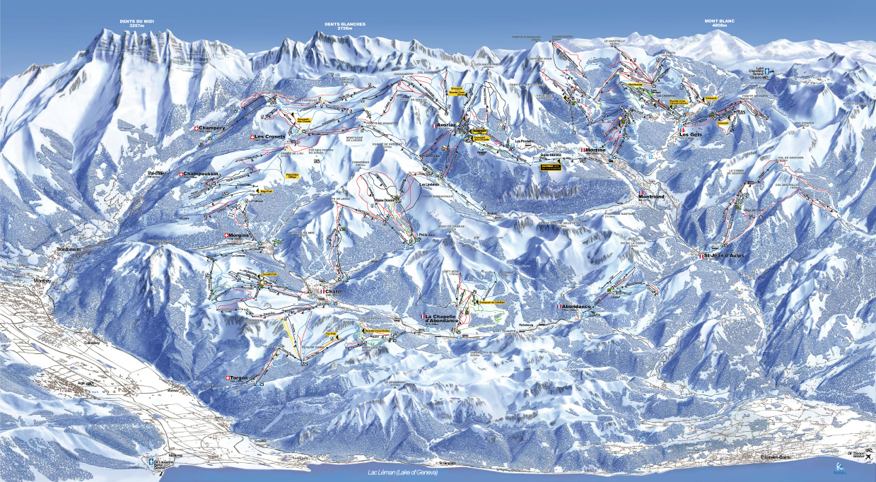 portes du soleil piste map free to download