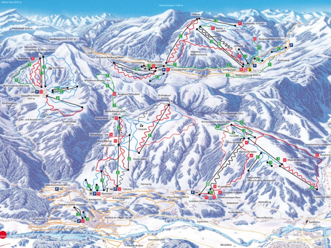 ski resorts in oregon map with Allgau on Trail Map further Luxury How Many Ski Resorts In Washington State besides New H shire 4000 Footers Poster Map moreover Lake Tahoe Ski Resorts Map Poster together with Adirondack High Peaks Map 18x24 Poster.