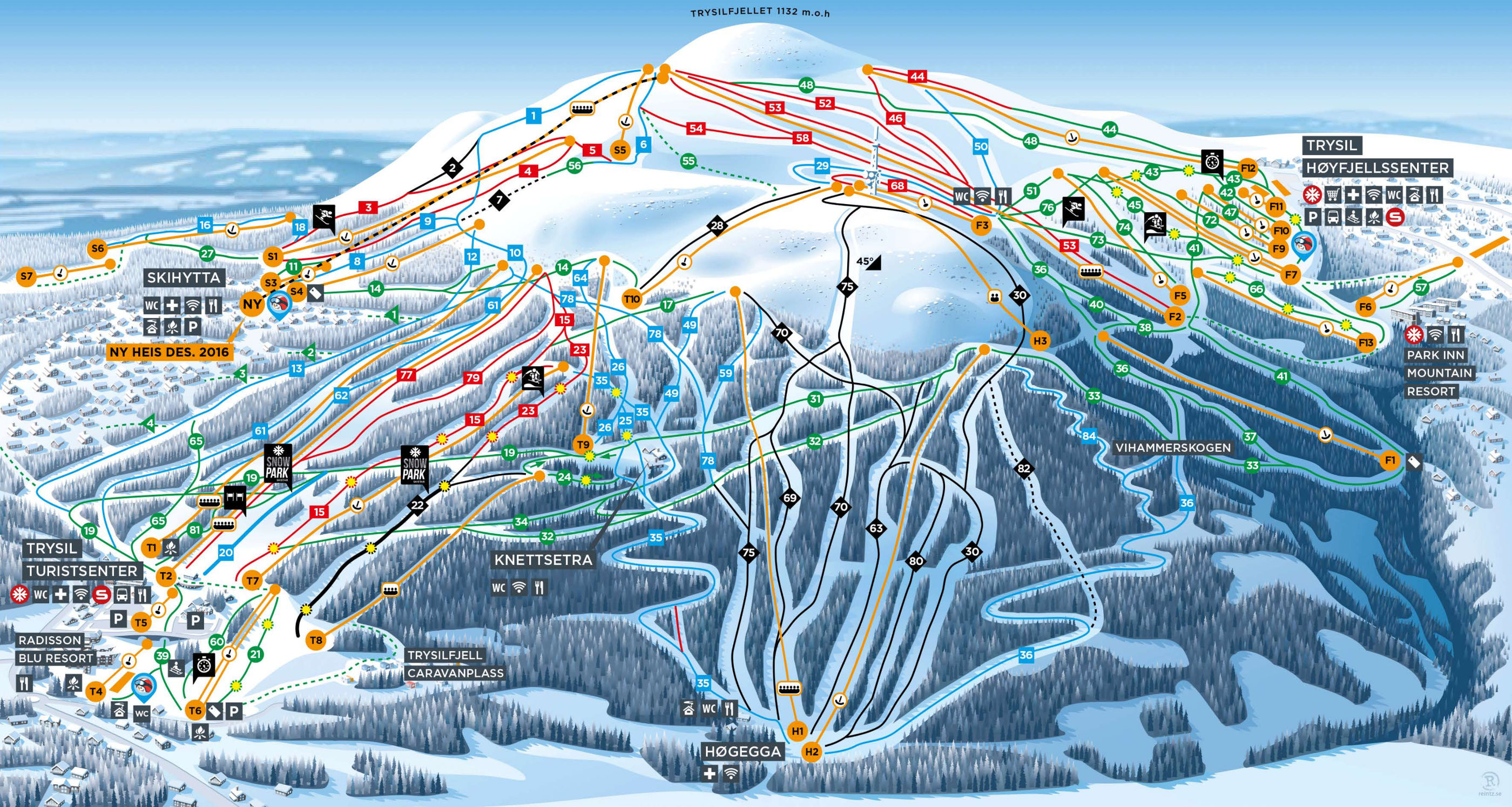 ski resorts in oregon map with Trysil on Trail Map further Luxury How Many Ski Resorts In Washington State besides New H shire 4000 Footers Poster Map moreover Lake Tahoe Ski Resorts Map Poster together with Adirondack High Peaks Map 18x24 Poster.