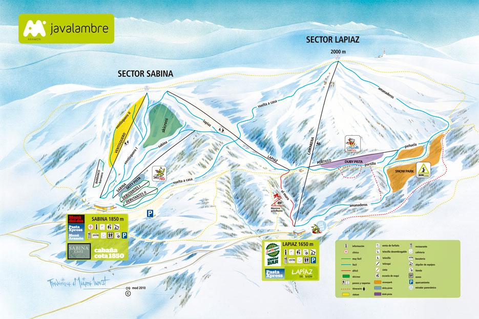 Mountain Adventure Life Formigal Panticosa Piste Ski Resort Espot