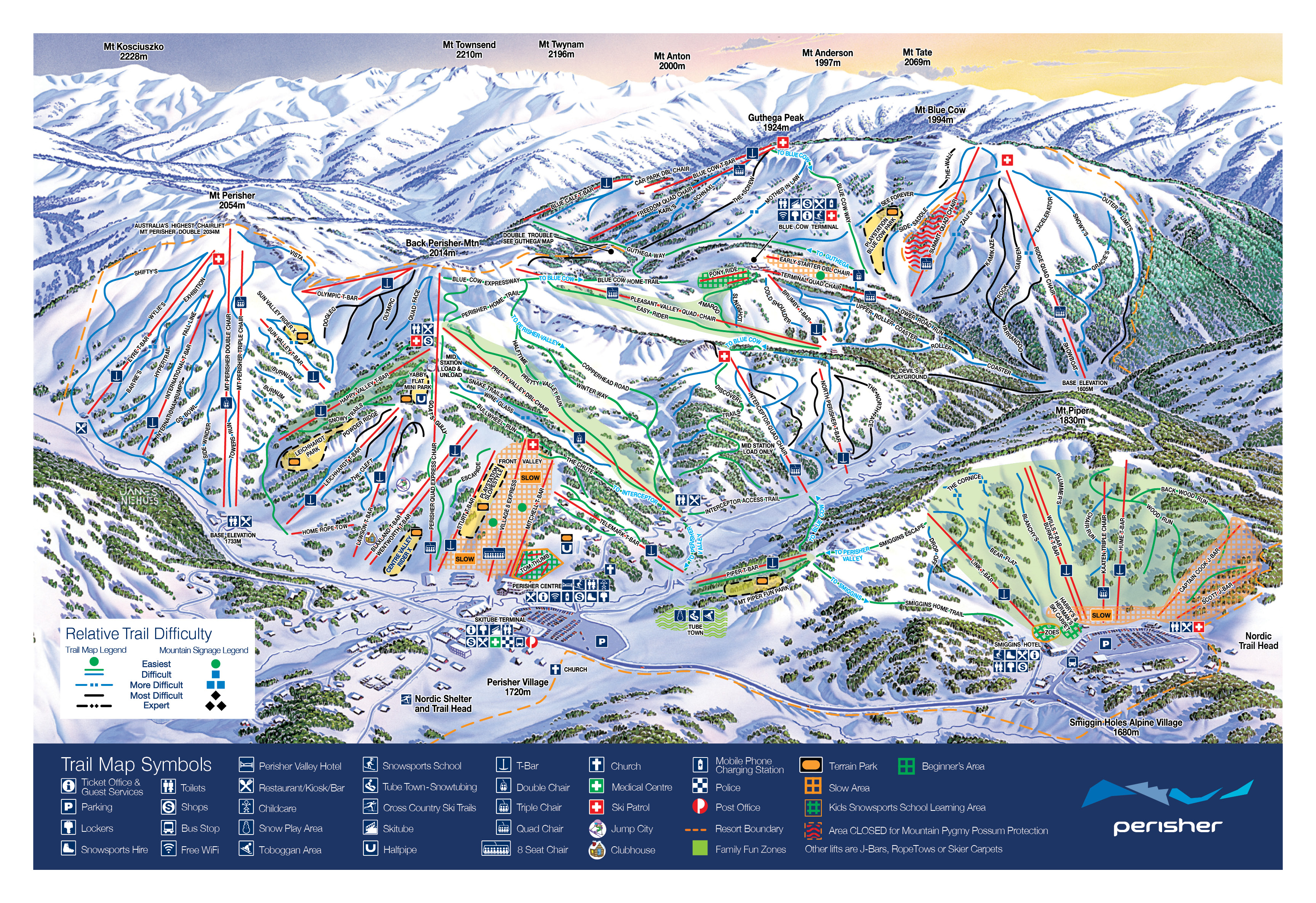 ski resorts in oregon map with Perisher on Trail Map further Luxury How Many Ski Resorts In Washington State besides New H shire 4000 Footers Poster Map moreover Lake Tahoe Ski Resorts Map Poster together with Adirondack High Peaks Map 18x24 Poster.