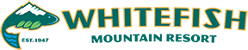 Whitefish Ski Resort Logo
